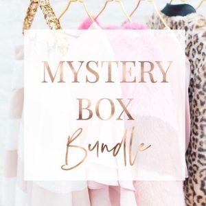 Mystery Box • $250+ Value | Branded Items